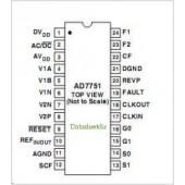 ADE7758AWR 3-PHASE ENERGY METERING IC
