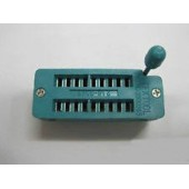ZIF18 TEXTOOL IC & Component Socket  18Contact