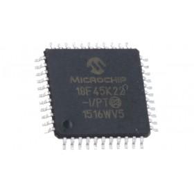 PIC18F45K22-I-PT  TQFP-44 PIC MICRO