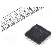 PIC32MK1024MCF064-I/PT 32-bit General Purpose and Motor Control