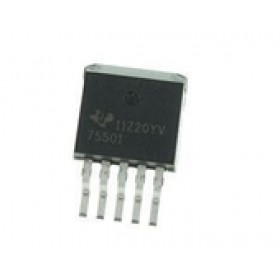 TPS75501KTTRG3  5-A  LDO Voltage Regulators LDO Adjustable Output  TO-263-5