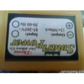 اسمارت پاور تغذیه 12ولت  اسمارت پاور زرد   SMART POWER 12V 1.2A AD-DC