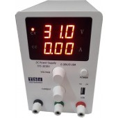 منبع تغذیه سوئیچینگ  دیجیتال TPS-3010U  0~30V 10A