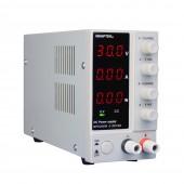 منبع تغذیه 30 ولت 6 آمپر مدل  NPS306W 0-30V 6A
